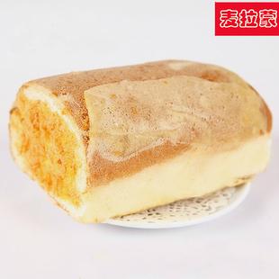 面包营养早餐麦拉蒙蛋皮肉松面包8袋/件 肉松夹心沙拉