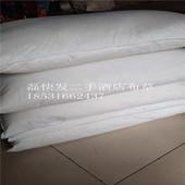 酒店宾馆床上用品枕头枕芯保健枕颈椎枕丝绵白色专用正品 成人五星