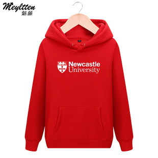 英国纽卡斯尔大学University of Newcastle unisex hoodie卫衣