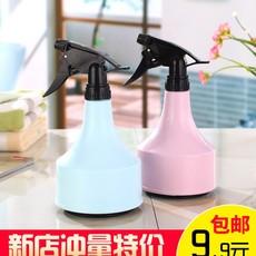包邮加厚家用园艺小喷壶植物洒水瓶室内喷雾器迷你手压式浇花壶