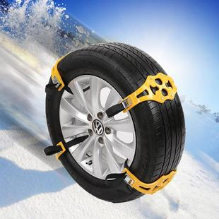 Easy Installation Simple Winter Tru Car Snow Chain Tire An