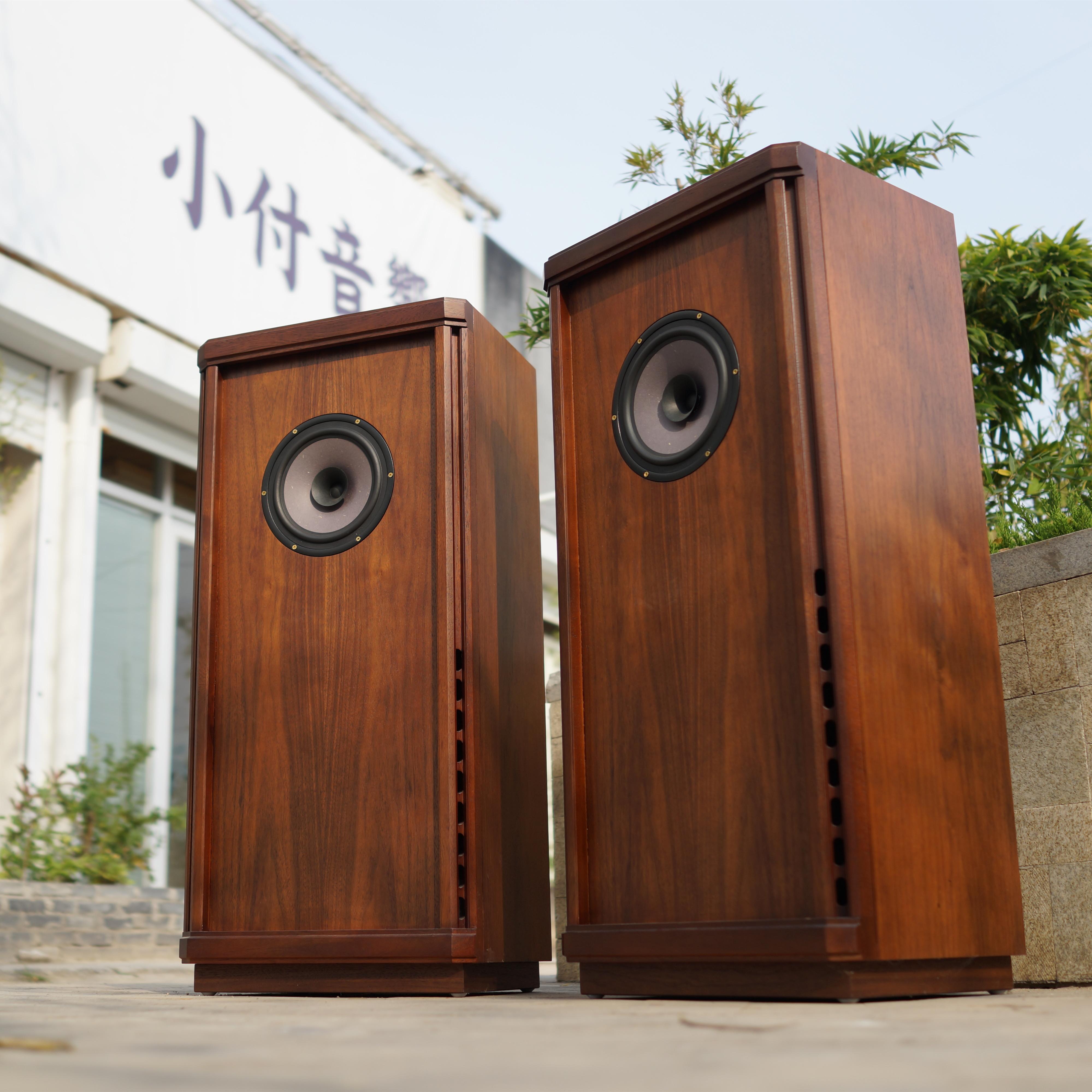 小全频音箱|4寸全频音箱图纸|12寸全频音箱制作 - 全