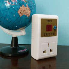 定时器开关插座电动车充电计时器手机充电计时器电子计时器倒计时