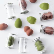 美妆粉底粉扑水滴气垫化妆海绵粉扑创意可爱葫芦彩妆蛋化妆工具