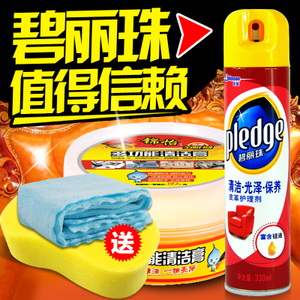 碧丽珠皮革护理剂 皮具清洁剂 皮包保养油上光真皮沙发清洗去污剂皮具护理