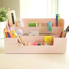 反转生活 简洁 时尚 桌面多功能分类 整理架 收纳盒 笔筒 S0108
