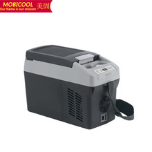 Megu Car refrigerator Vehicle 12V24V Compressor Vehicle Refrigerator Mini-car Dual-purpose Refrigeration