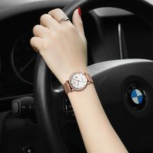 Robin Watch, Jinggang Brand, Genuine Waterproof Watch, Female Watch, Quartz Watch, Fashion Korean Band Brand