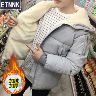 2016冬季新款棉衣棉服加厚短款男士外套男装棉袄韩版潮学生面包服