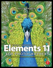 【预售】Adobe Photoshop Elements 11 for Photographers: Th