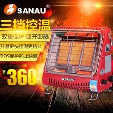 三诺燃气取暖器家用便携式手提式取暖炉天然气液化气 SN12ST