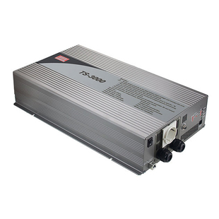 TS-3000-124A【INVERTER 24VDC 3KW 2 OUTLET】