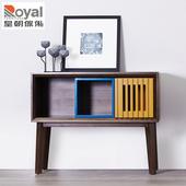 皇朝家私个性创意餐边柜储物柜茶水柜时尚边柜定制简约现代家具