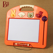 Bille B. Toys magnetic drawing board baby writing board 1 - 3 year old children drawing board baby graffiti board
