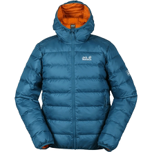 狼爪短款羽绒服男士冬新款防风保暖户外运动棉服外套1200573-6232