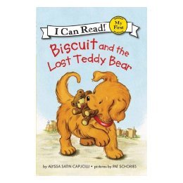 My First I Can Read:Biscuit and the Lost Teddy Bear小饼干狗
