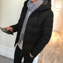 帅气秋冬男装 衣服短款 外套冬季新款 男士 潮流韩版 羽绒棉服棉袄棉衣