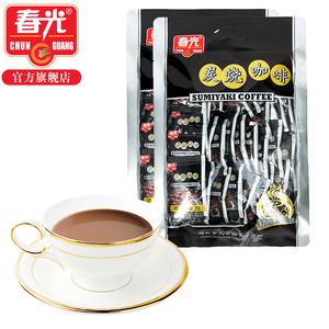 春光食品 海南特产 冲调 手工焙炒 炭烧咖啡570g*2 袋装 焦香味咖啡