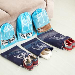 装<span class=H>鞋子</span>的收纳袋袋子行李箱鞋套订制皮鞋儿童鞋包防潮防霉运动健身