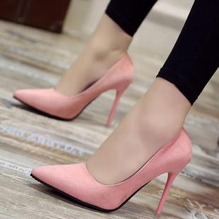 women high heels ladies fashion party dinner summer shoes