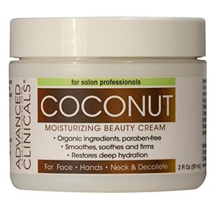 Advanced Clinicals Moisturizing Coconut Cream. Great Use As