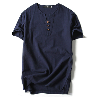 Feathered head Indian T shirt Men Cotton Shorts Shirts T恤男