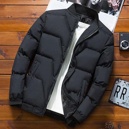 天天特价男士外套冬季2017新款男装青年棉衣韩版修身棉服加厚棉袄