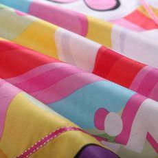 热销凯盛家纺 全棉斜纹活性印花床上用品套件 床单式纯棉四件套爱