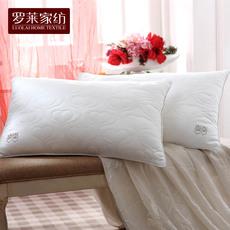 罗莱家纺永结同芯对枕-Ⅶ 双人枕头 床上枕头枕芯一对