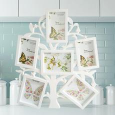 创意简约影楼环保塑料相框 现代家居墙面挂饰 个性相框照片墙组合