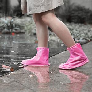 新款特价清仓加厚时尚防<span class=H>雨鞋</span>套<span class=H>女鞋</span><span class=H>雨鞋</span><span class=H>雨靴</span>防水鞋套<span class=H>雨鞋</span>子儿童雨
