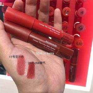 韩国梦妆<span class=H>口红</span>蜡笔唇膏16号豆沙色11号 20号c-hili替代砖红色新款