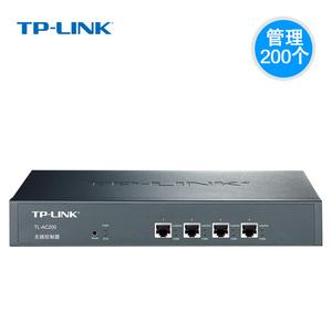 TP-LINK 无线AC控制器 可管理200个TP吸顶式和面板式AP<span class=H>设备</span> 酒店商场大型场所wifi<span class=H>网络</span>组网统一配置TL-AC200
