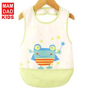 宝宝<span class=H>罩衣</span>防水反穿衣1无袖2婴儿童3吃饭4围裙5护衣6小孩7围兜8周岁