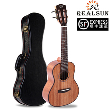 RAISSON REALSUN Single Ukrainian Single Board Ukrainian Initial Little Guitar Beginner AC100 for Men and Women