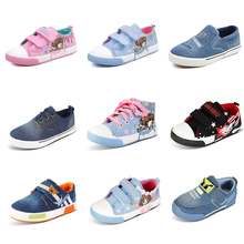 Tang Fuxuan Brand Children's Shoes Spring and Autumn Style Boys and Girls Breathable Leisure Shoes, Sports Shoes, Cloth Shoes, Children's Canvas Shoes