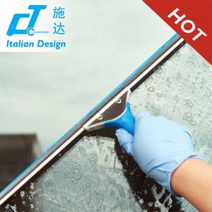 意大利CT施达专业不锈钢玻璃刮子高楼刮水<span class=H>清洁</span><span class=H>工具</span>擦窗户神器
