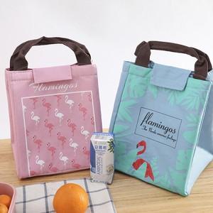 防水包袋拎收纳包保温手提包帆布餐盒包居家白领学生<span class=H>饭盒</span>午便当