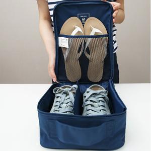 鞋包收纳包大容量多双旅行出差行李箱防水装<span class=H>鞋子</span>整理包打包收纳袋