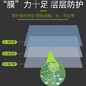 通用防雨膜汽车后视镜防雨<span class=H>防眩光膜</span>倒车镜反光镜玻璃防雾防水贴膜