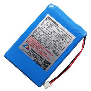 3000mAh移动<span class=H>DVD</span>扩音器唱戏机7.4V聚合物<span class=H>锂电池</span>515573x2电池