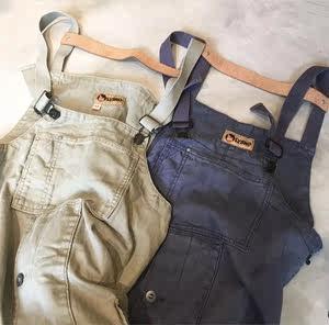 原创 NIGEL复古连体工装背带裤休闲裤P44<span class=H>军裤</span>余文乐INS同款DCDT