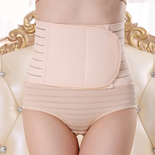 Caesarean section special postpartum abdomen belt waist bandages maternal waist girdle corset plastic waist summer thin section breathable