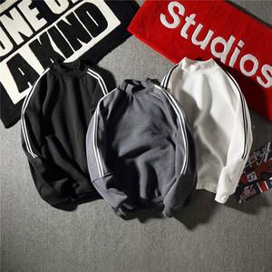 包邮9.9元男装薄衣服学生韩版T恤长袖卫衣9块特价便宜货20元以下