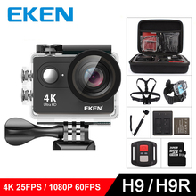 EKEN H9 H9R Motion Camera 4K High Definition Wifi Diving Brand Waterproof Mini Digital Camera