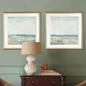 美式现代抽象客厅背景墙<span class=H>装饰画</span>简美北欧复古书房餐厅壁画实木挂画