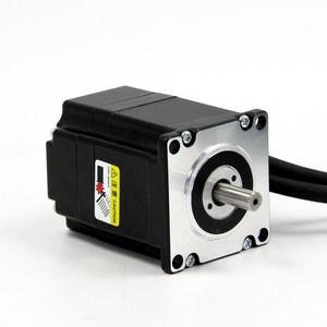HBS57直流闭环步进伺服<span class=H>电机</span>马达套装 1.8nm控制器 驱动 高速 雷塞