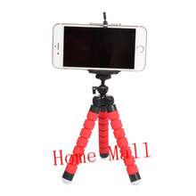 Mini Tripod Digital Camera Mobile Phone Stand Flexible Grip