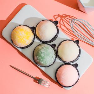 芝洛洛雪媚娘甜品日本草莓大福糯米糍和果子网红<span class=H>零食</span>小吃新鲜糕点