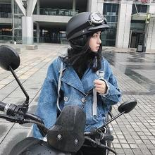 Protective Equipment Women's Head Grey Helmets Ultraviolet Protective Riders Motorcycles in Summer Lovely Rain Protective Air Permeability and Waterproof